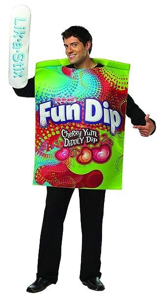 Amazon.com: Disfraz de bolsa de Fun Dip de Nestle, de la ...