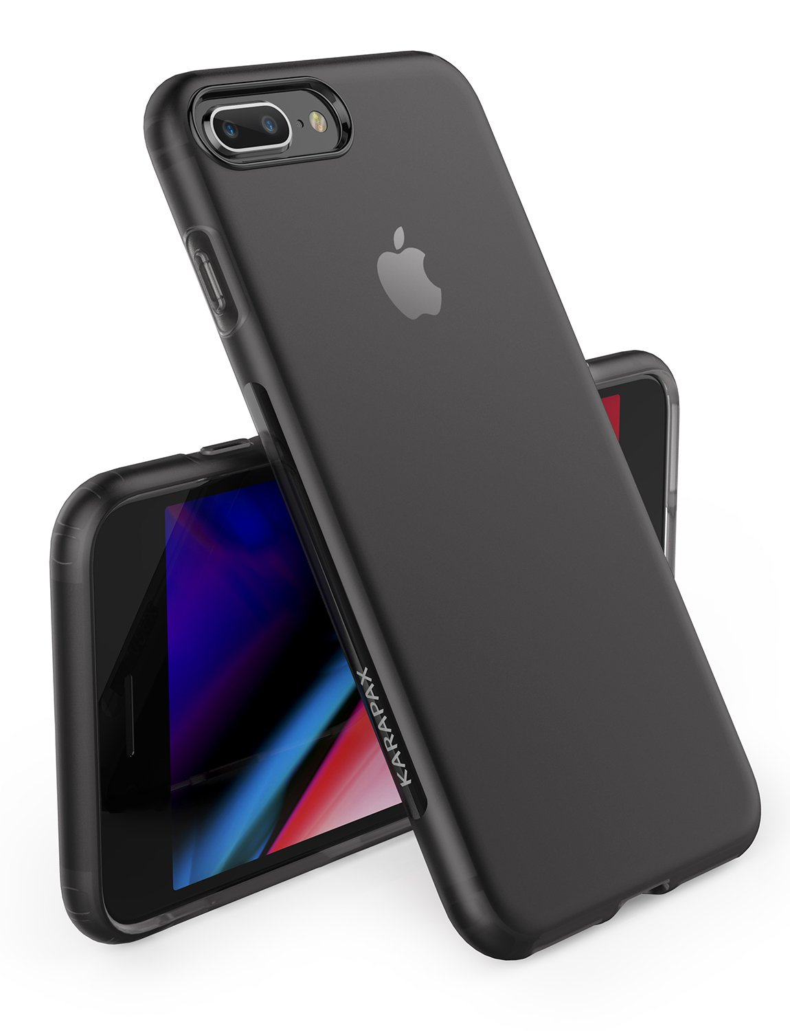 iphone 8 plus case iphone 7 plus case anker karapax touch case matte finish f 696227359979 ebay. Black Bedroom Furniture Sets. Home Design Ideas