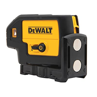 DeWalt DW085K 5 point laser review