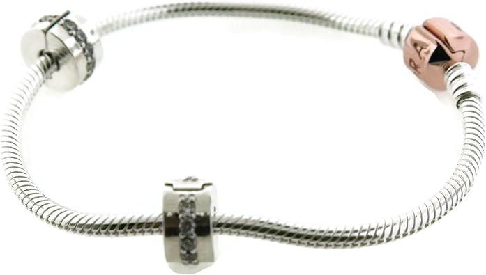 PANDORA Rose Iconic Bracelet Gift Set B800539-19 cm 7.5 in