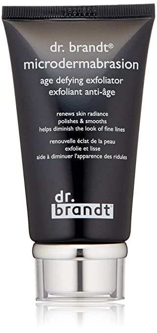 dr. brandt Microdermabrasion Skin Exfoliant, 2 fl. oz. best microdermabrasion products