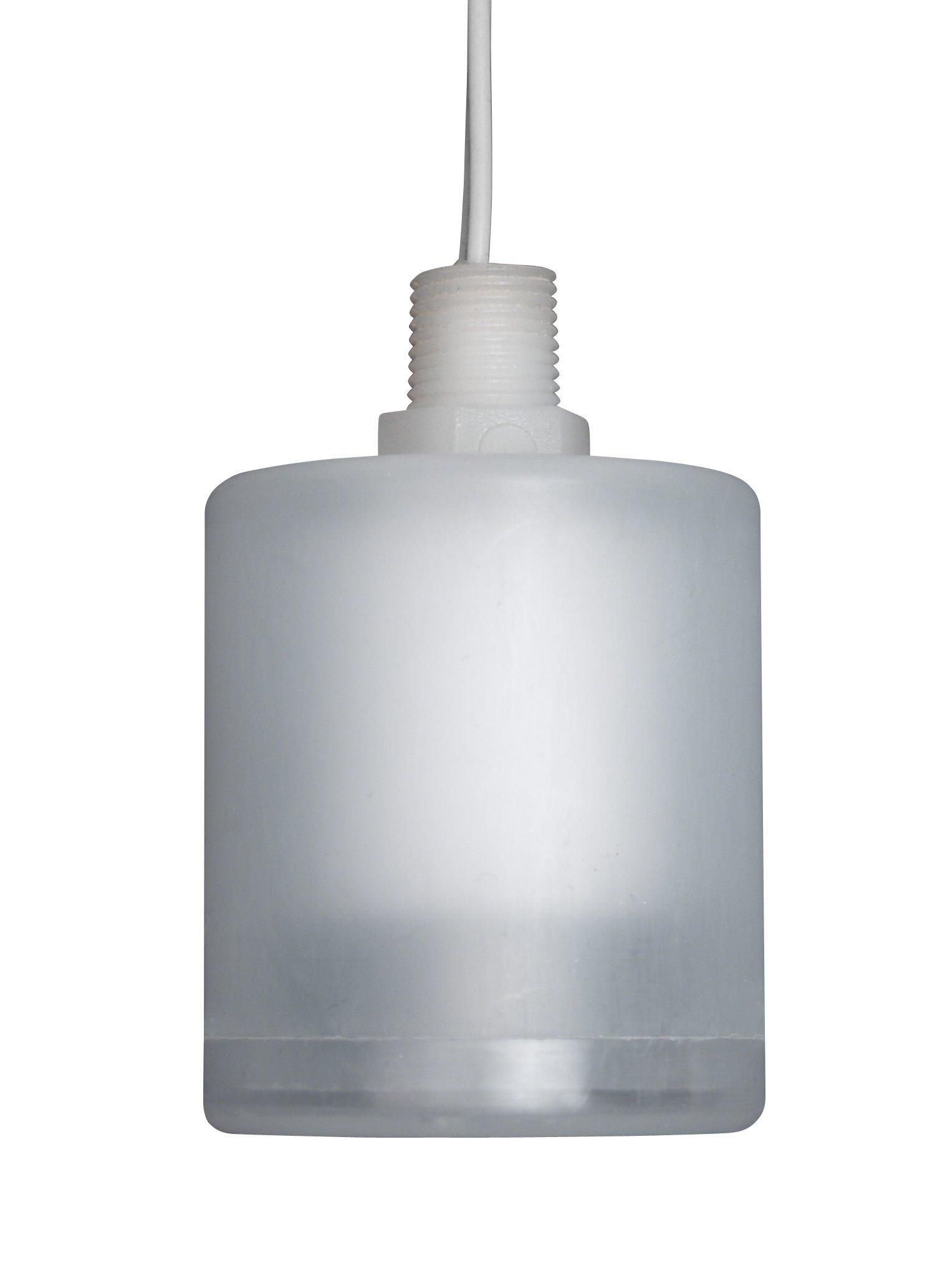 Madison MS8000 Plastic Miniature Liquid Level Switch with Slosh Shield, 30 VA SPST, 1/8 NPT Male, 100 psig Pressure