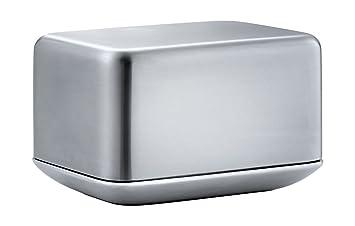 Mini Kühlschrank Glas : Blomus 63637 butterdose edelstahl matt small basicfür 125 g butter