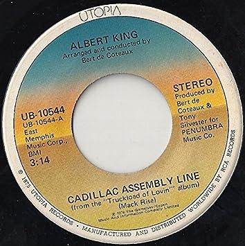 Albert King - Cadillac embly Line - Amazon.com Music