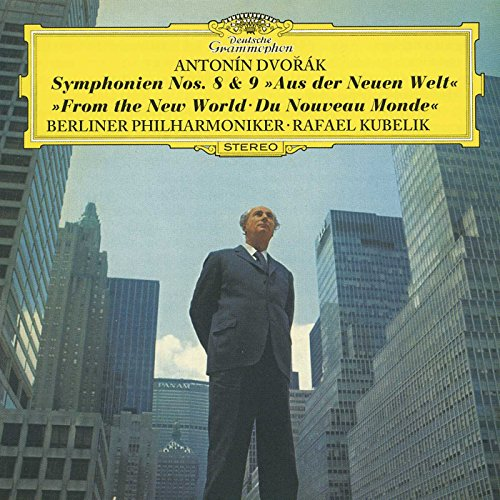 dvorak symphonies kubelik - 1