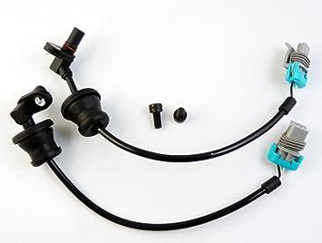 ABS Sensor hinten links oder rechts für Chevrolet Captiva Opel Antara 96626080