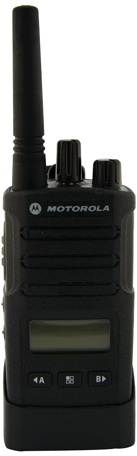 Two Count Motorola RMU2080D On-Site 8 Channel UHF Rugged Two-Way Business Radio with Display and NOAA Black SG/_B00M0VE792/_US