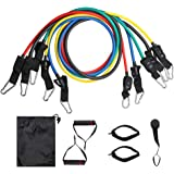 Resistance Band, Unisex Multi-Function Family Fitness Body Shaping Strength Training Pull Rope Set