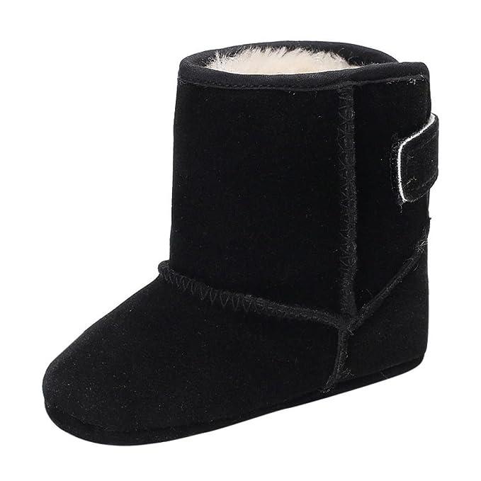 Soft Cotton Booties Infant Snow Boots