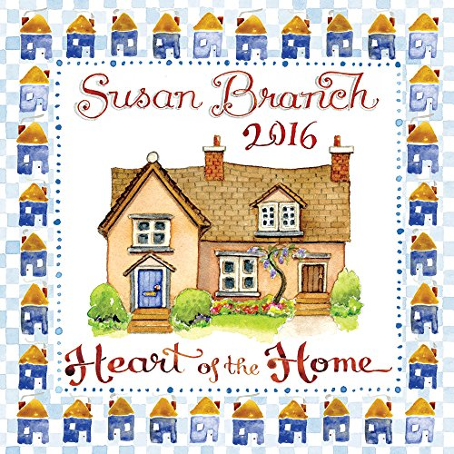 2016 Susan Branch Mini Calendar (Multi Family Office)
