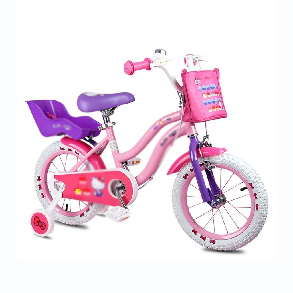 Bici per bambini Bicicletta da Bambino Attrezzo da Viaggio Bicicletta A velocità Variabile Studente Bicicletta da Freestyle Stabilizzatore Smontaggio Bicicletta Regalo Migliore