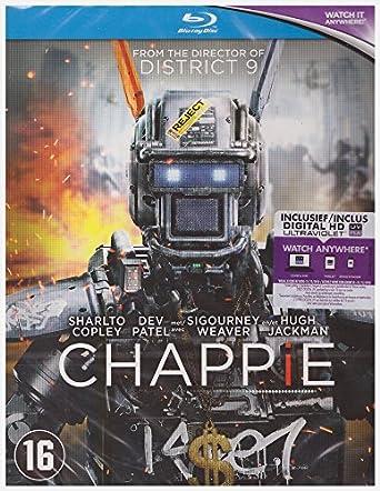 Chappie [Blu Ray + Digital HD Ultraviolet]: Amazon.es: Cine ...