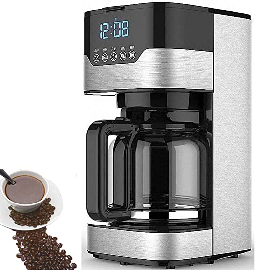 XMYL 800W Cafetera Espresso con Filtro, Smart Touch Automático ...