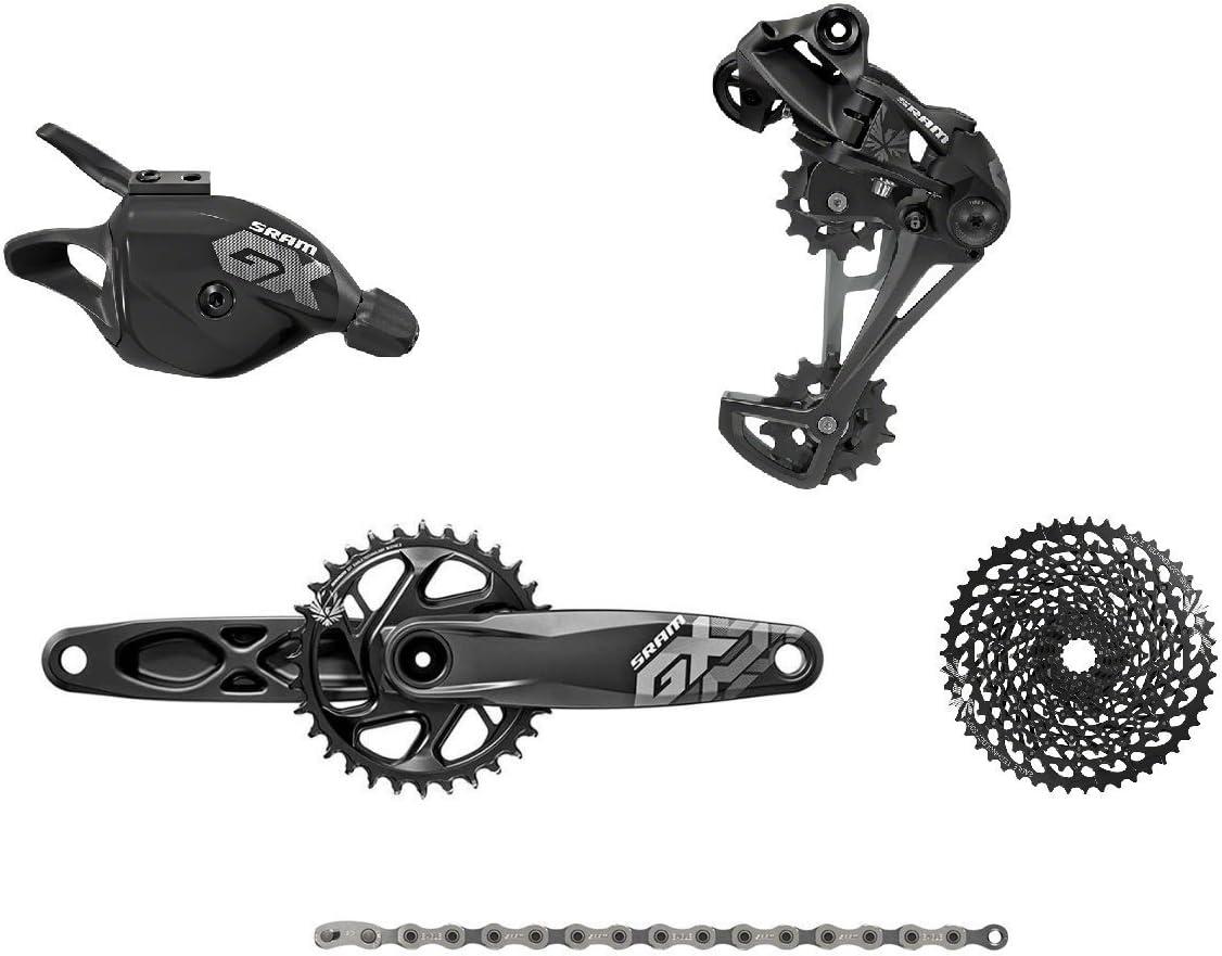 SRAM GX Eagle DUB Boost 148 175mm Direct Mount 32tX-Sync 2 Chainring Black