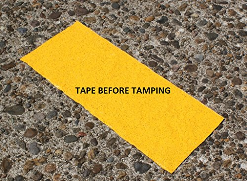ifloortape White Reflective Outdoor Basketball Court Marking Tape with Reflective Surface for Asphalt and Concrete 4 Inch x 150 Foot (1 Roll) by ifloortape (Image #6)