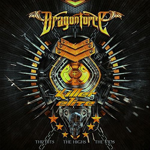 Dragonforce - Killer Elite [2 Cd/dvd Combo] - Zortam Music