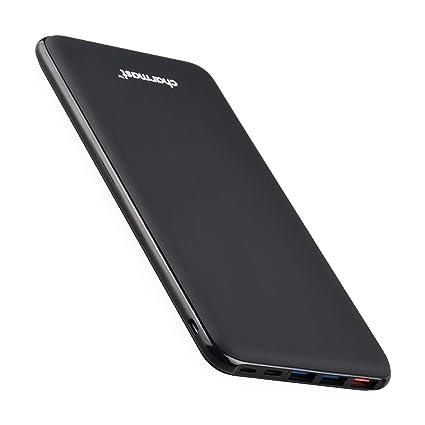 Amazon.com: Cargador portátil de 26800 mAh Charmast USB PD ...