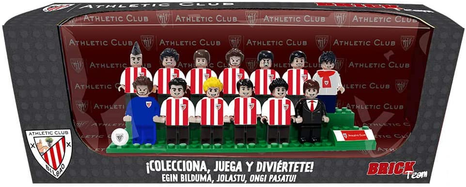 Athletic Club Bilbao Brick Team Athletic Club (10667), Multicolor ...