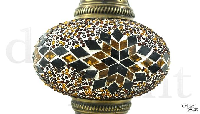Plafoniere Stile Tiffany : Orientale tuerkische stile tiffany in vetro mosaico ottomane