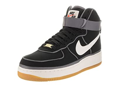 check out 21d60 29e8c Nike, Uomo, Air Force 1 High 07 LV8, Tessuto, Sneakers Alte ...