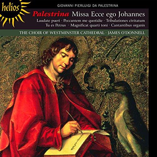- Palestrina: Missa Ecce ego Johannes & other sacred music