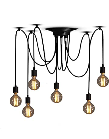 708365aa42f ZHMA Classic Spider pendent Lamps