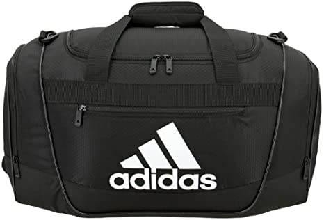 d80e26c7bd11 Amazon.com  adidas Defender III Duffel Bag