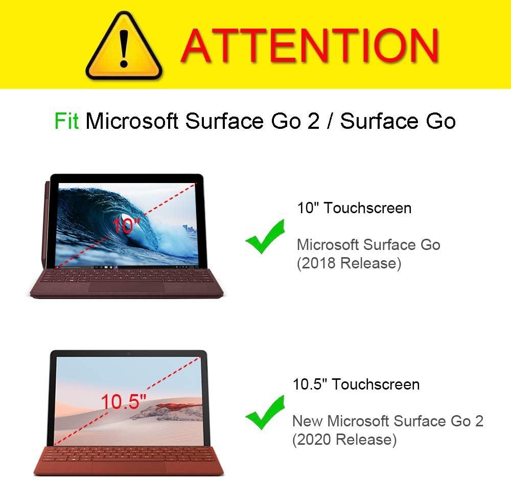 Fintie Hülle Für Surface Go 2 2020 Computer Zubehör