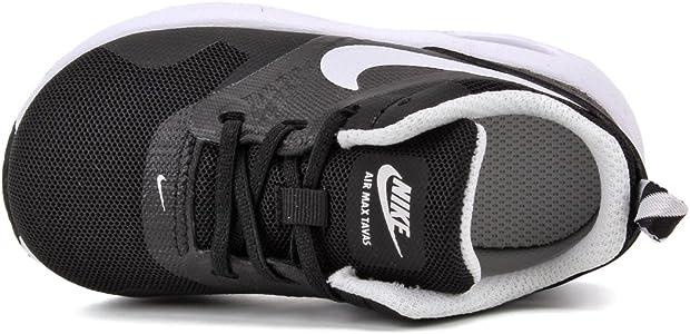 Nike Air Max Tavas (TDE), Chaussures Mixte bébé, (Noir