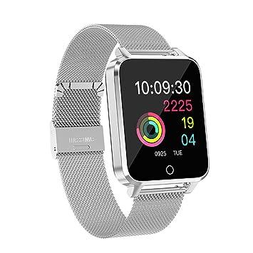 XBTECH Pulsera Inteligente,Bluetooth SmartWatch Perseguidor Impermeable De La Aptitud IP68 Contador De Pasos para NiñOs Mujeres Hombres Mejores Regalos ...