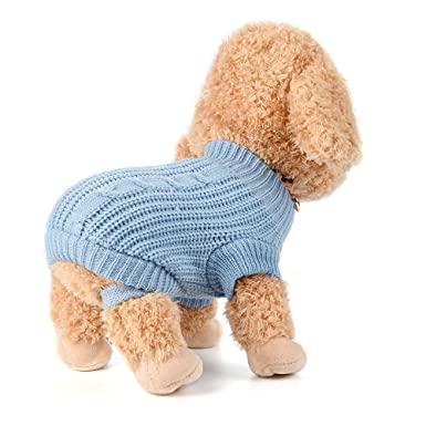 Ropa para Mascotas,Dragon868 Invierno Caliente pequeños Perros Medio Abrigos suéter frío: Amazon.es: Ropa y accesorios