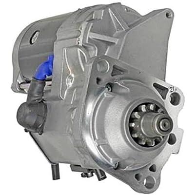 NEW 24V 11T OSGR STARTER MOTOR FITS JOHN DEERE EXCAVATOR 110 200CLC 200DLC 2280007010: Automotive