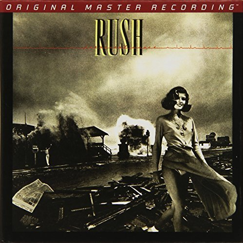 Permanent Waves by Rush (2008-01-08) ()