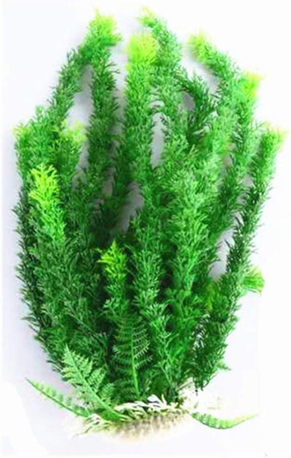donau Large Aquarium Plants Plastic Aquarium Ornament Plastic Plants Fish Tank Decor