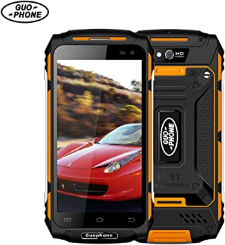 Guophone X2 Smartphone IP67 Impermeable Outdoor Phone (5.0
