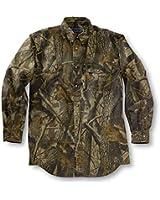 Beretta Men's Featherlight Cotton Signature Long Sleeve Shooting Shirt