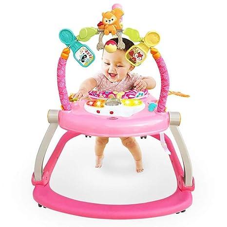 Zlmi Girello Per Bambini Multi Funzione Con Musica Baby Passeggino