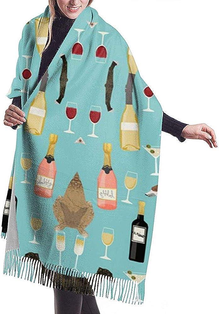 Hombre Bufanda,Galgos Y Bufandas De Vino Bufandas Cálidas De Mujer Para Montar A Caballo