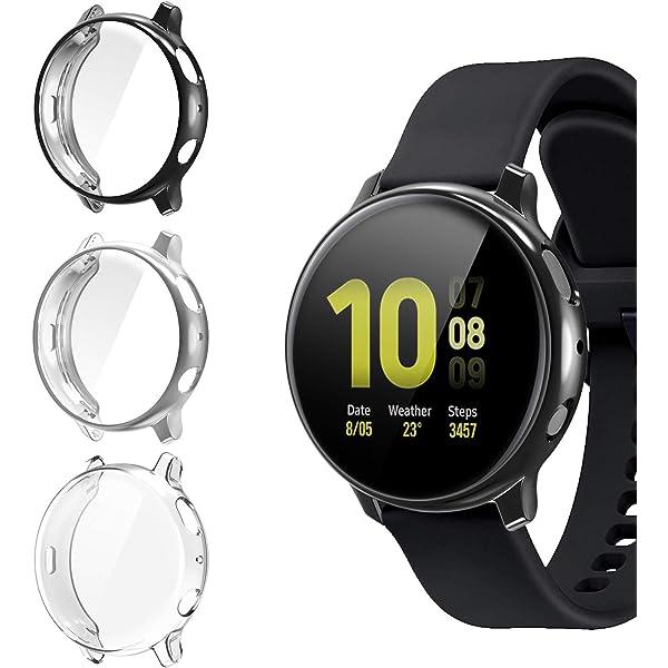 Amazon.com: Samsung Galaxy Watch Active2 W/ Enhanced Sleep ...