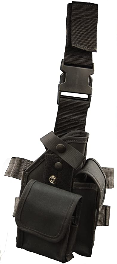 Tippmann TiPX Paintball Pistol Tactical Leg Holster Camo