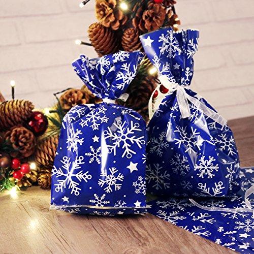 Gift Wrap Cellophane Bags