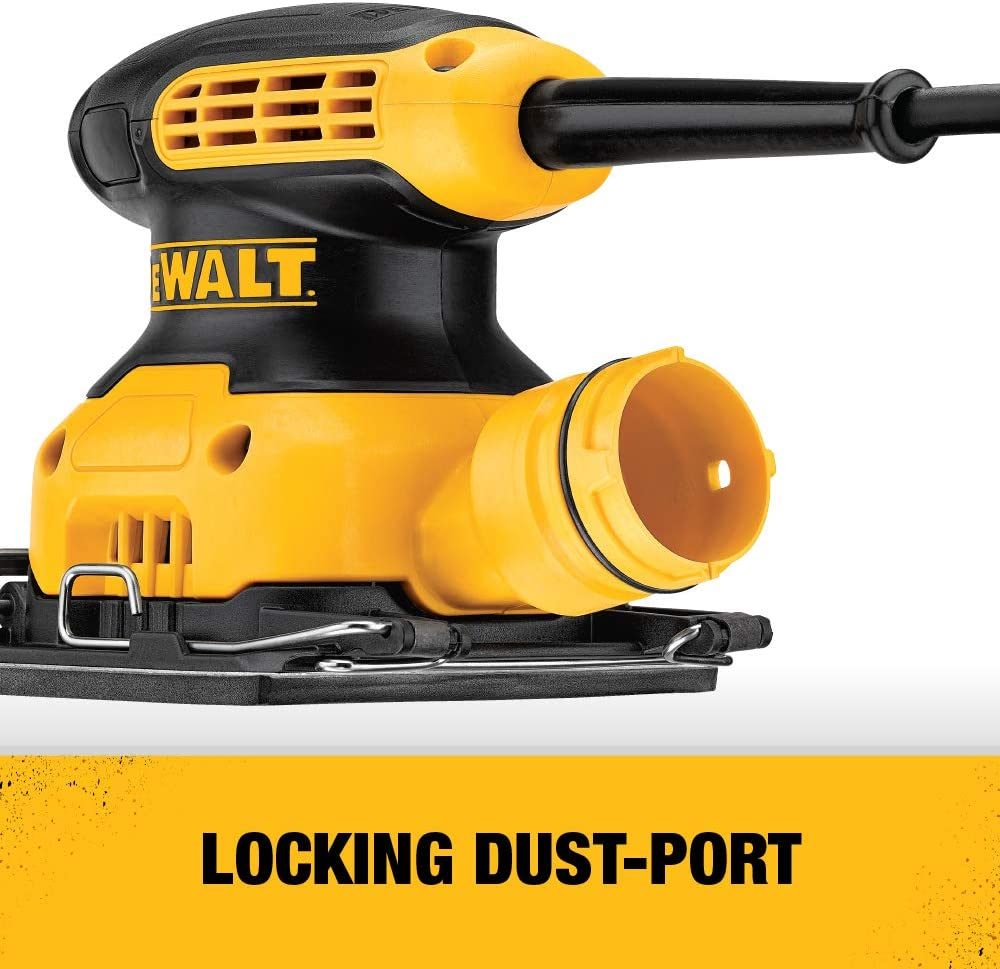 DEWALT DWE6411K Finishing Sanders product image 5