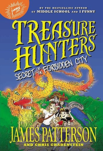 (Treasure Hunters: Secret of the Forbidden City)