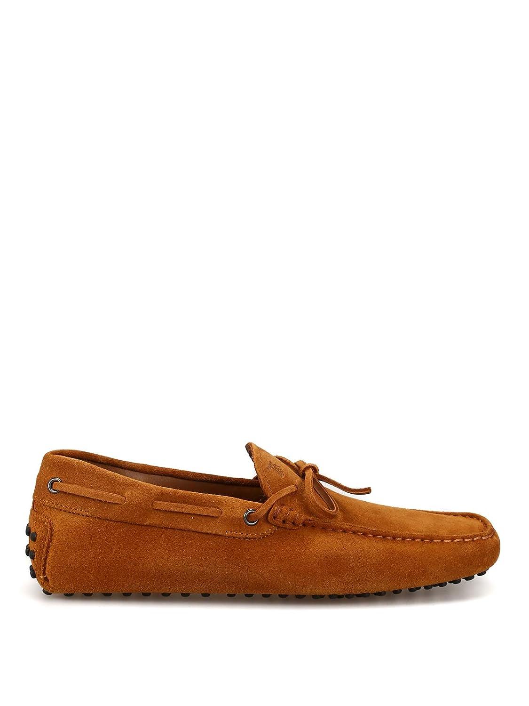 - Tod's Men Mokassins - Hellbraun Loafers & Slippers