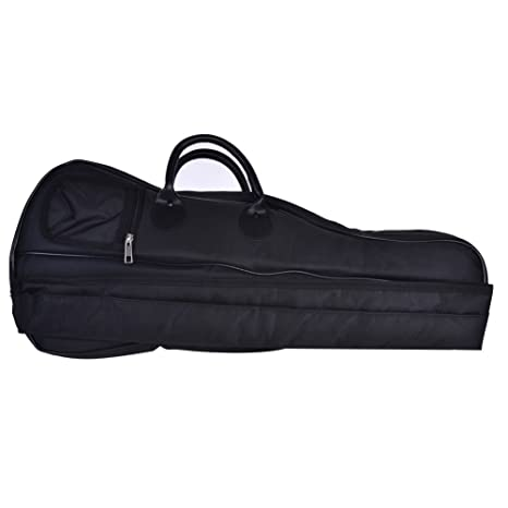 Amazon.com: Dilwe Violin Case, Portable Oxford Soft Violin ...