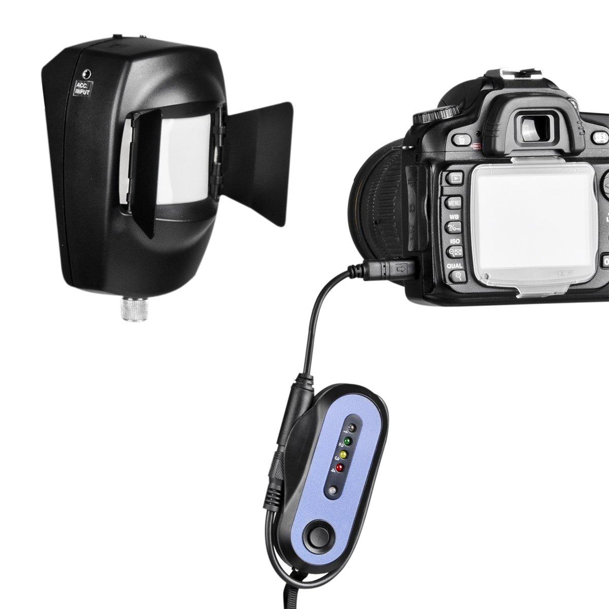 Walimex - Detector de movimiento para cámara réflex: Amazon.es: Electrónica