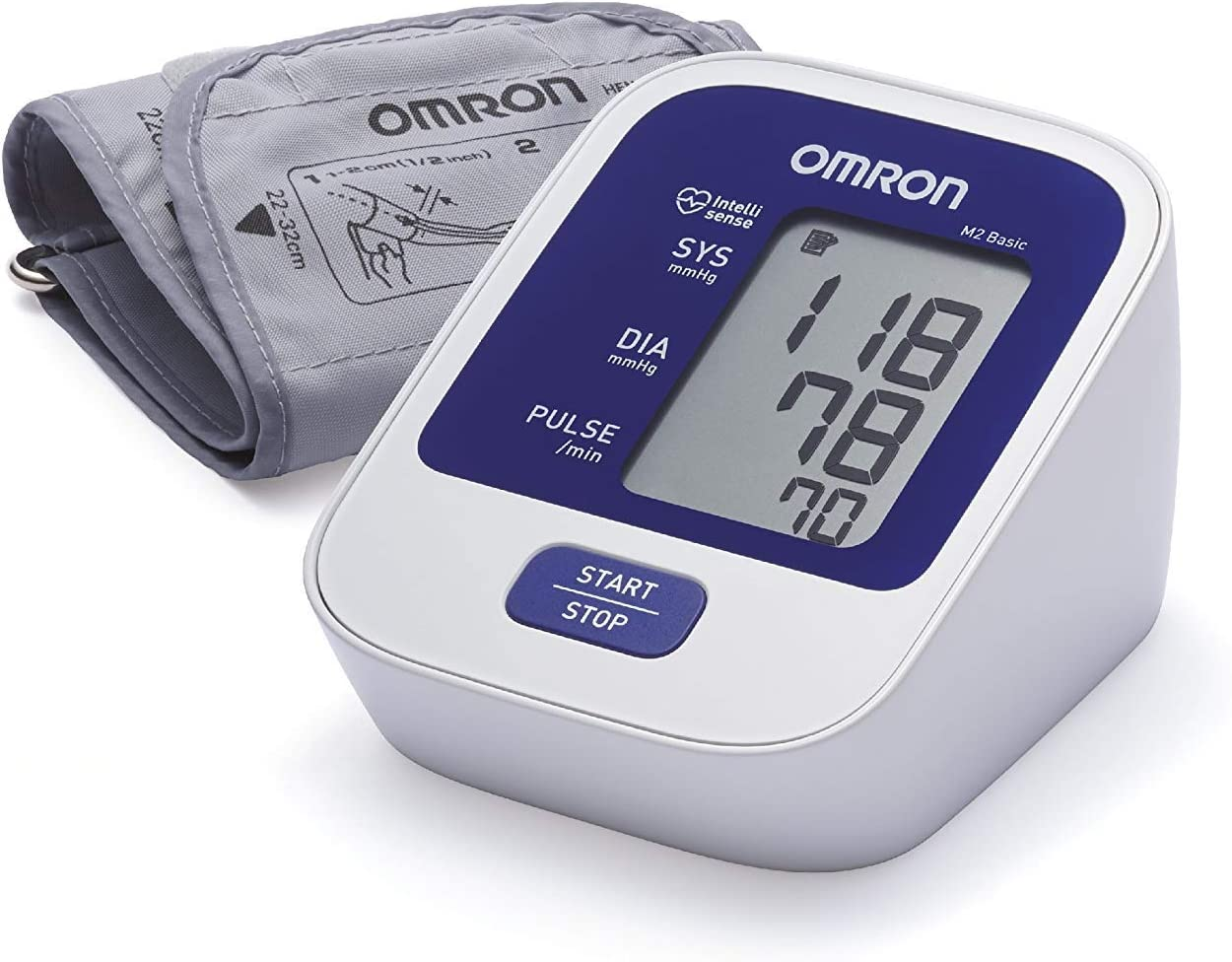 سعر جهاز قياس ضغط الدم اومرون ام2 بيسك فى الامارات بواسطة امازون الامارات كان بكام