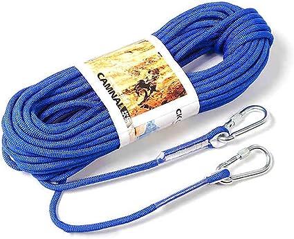 Cuerda de escalada para acampada, escalada, escalada, buceo ...