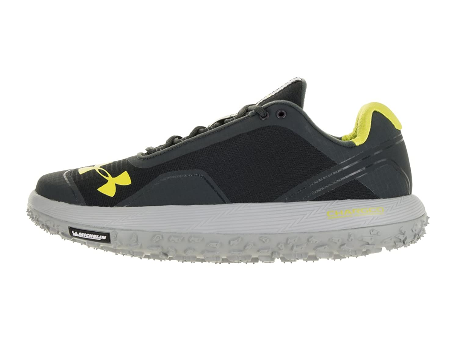 Amazon.com | Under Armour Fat Tire Low Trail Running Shoes - AW16 - 9 -  Black | Running