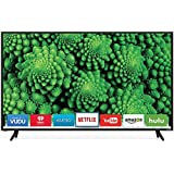 VIZIO D50F-E1 50 Class (49.5 Diag.) Smart LED HDTV - Black (Certified Refurbished)